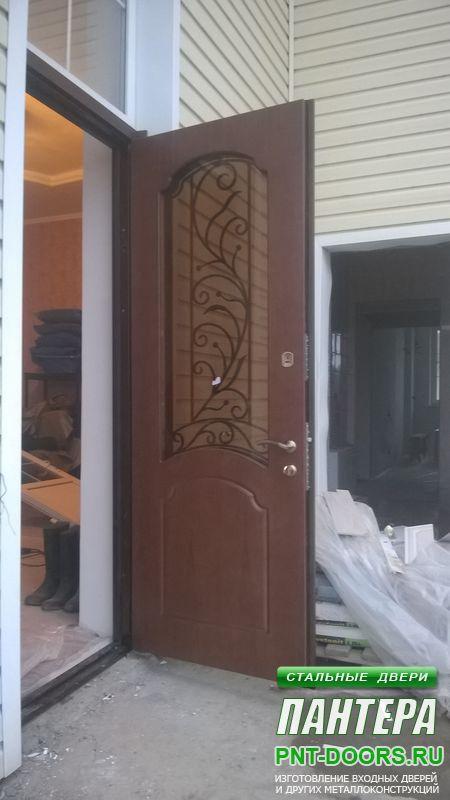 изготовление металлических дверей на заказ воскресенск