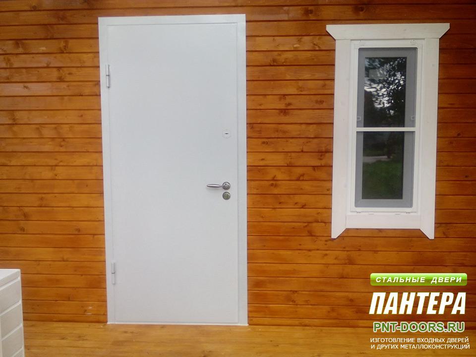 металлические двери в воскресенске с установкой