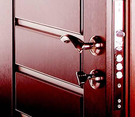 выбор входной бронированной двери