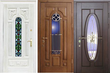 московские элитные металлические двери