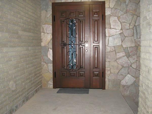 входные сейф двери двойные