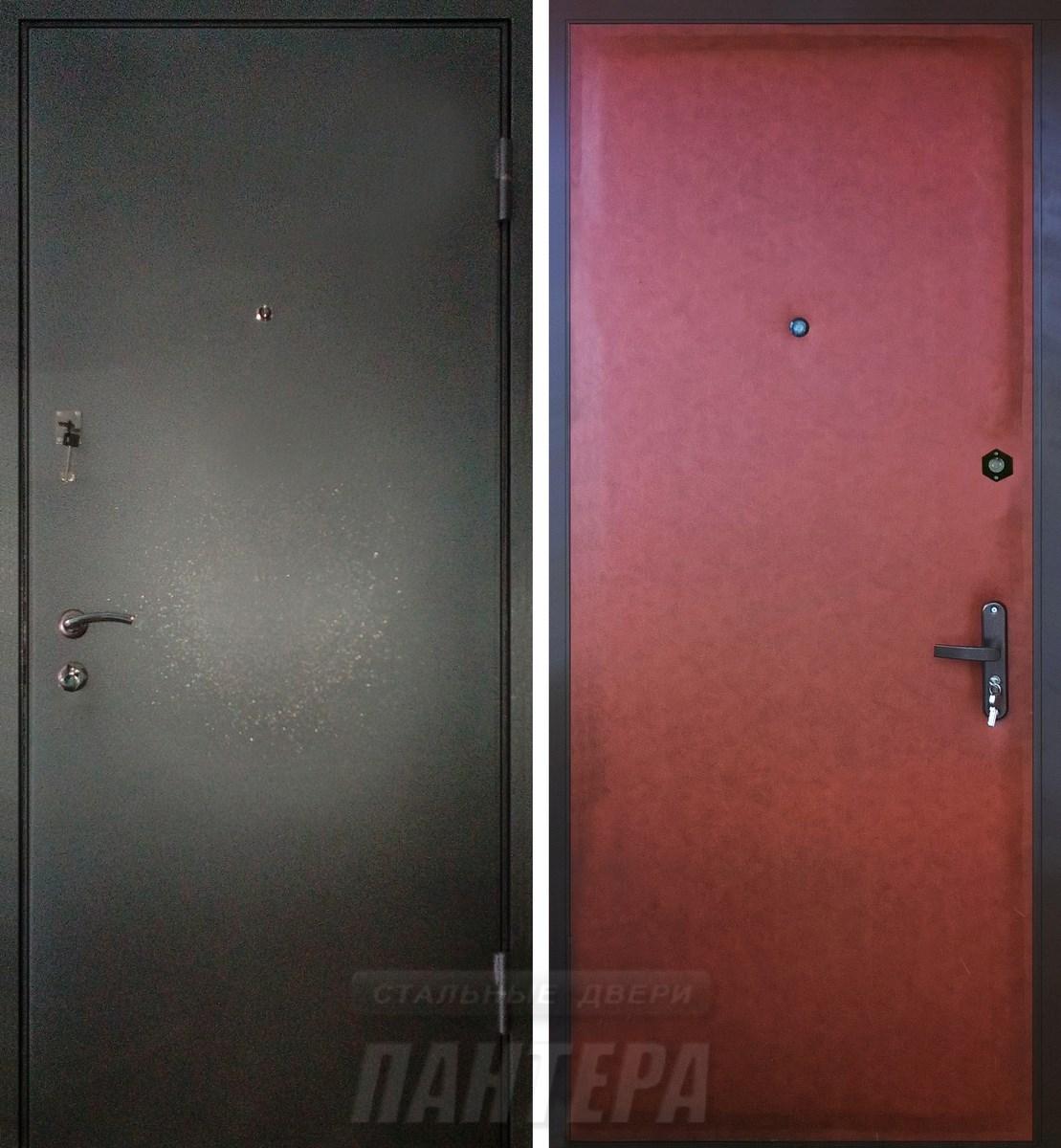 квартирные двери стальные с усиленной шумоизоляцией