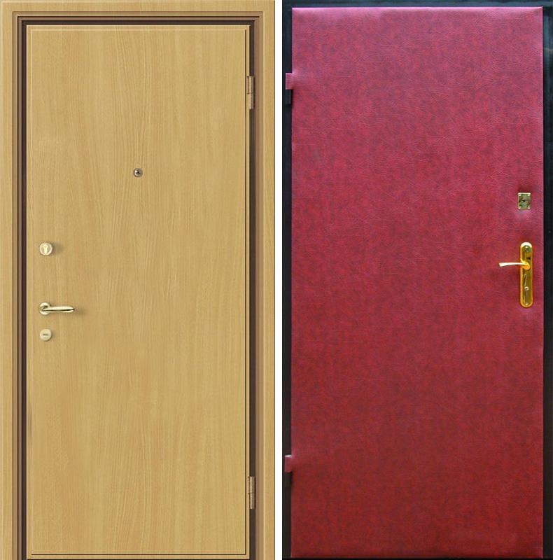 двери металлические цена за метр 2
