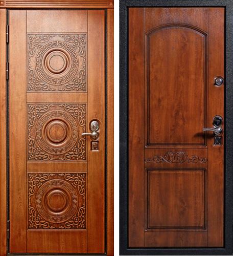 входных металлические двери