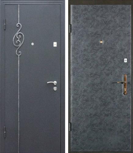 металлическая входная дверь не тяжелая