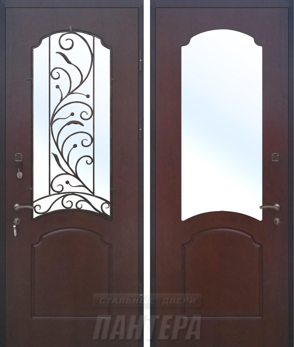 стальные морозостойкие двери